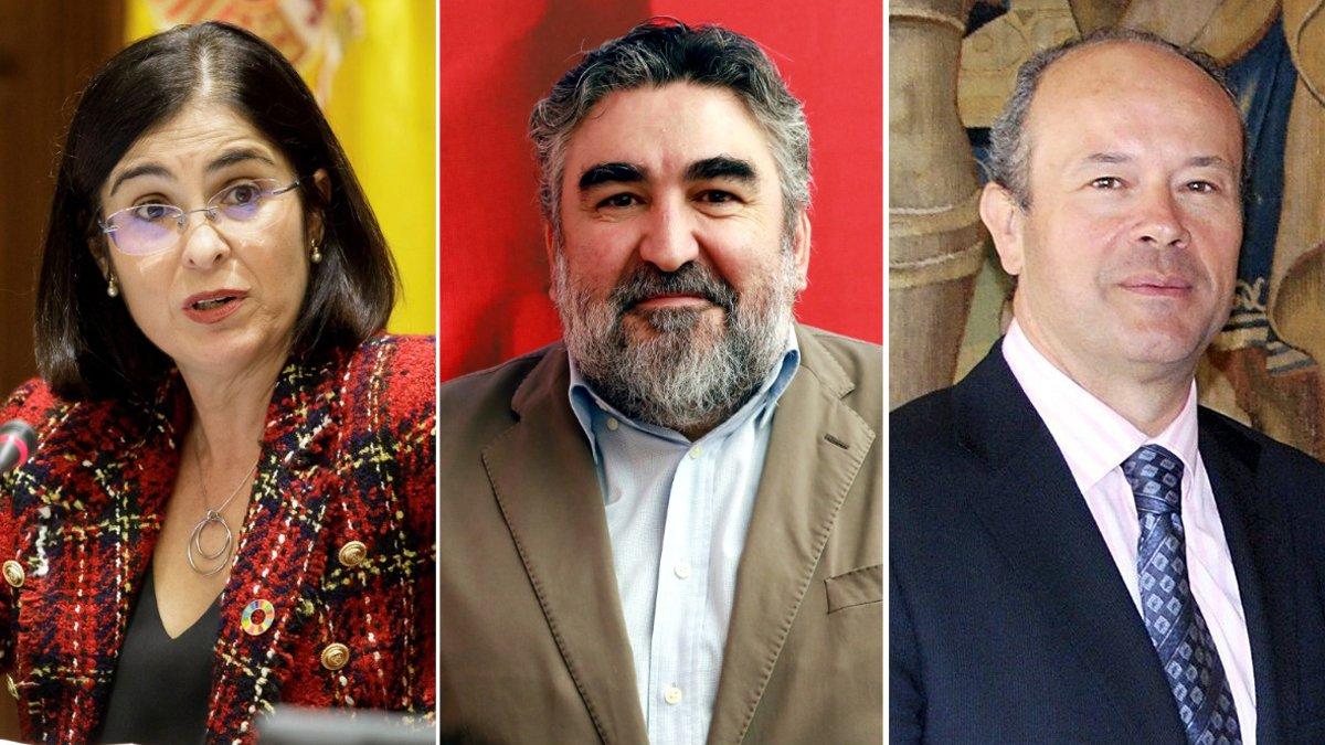 Sánchez tanca el seu Govern amb Darias, Rodríguez Uribes i Campo Moreno