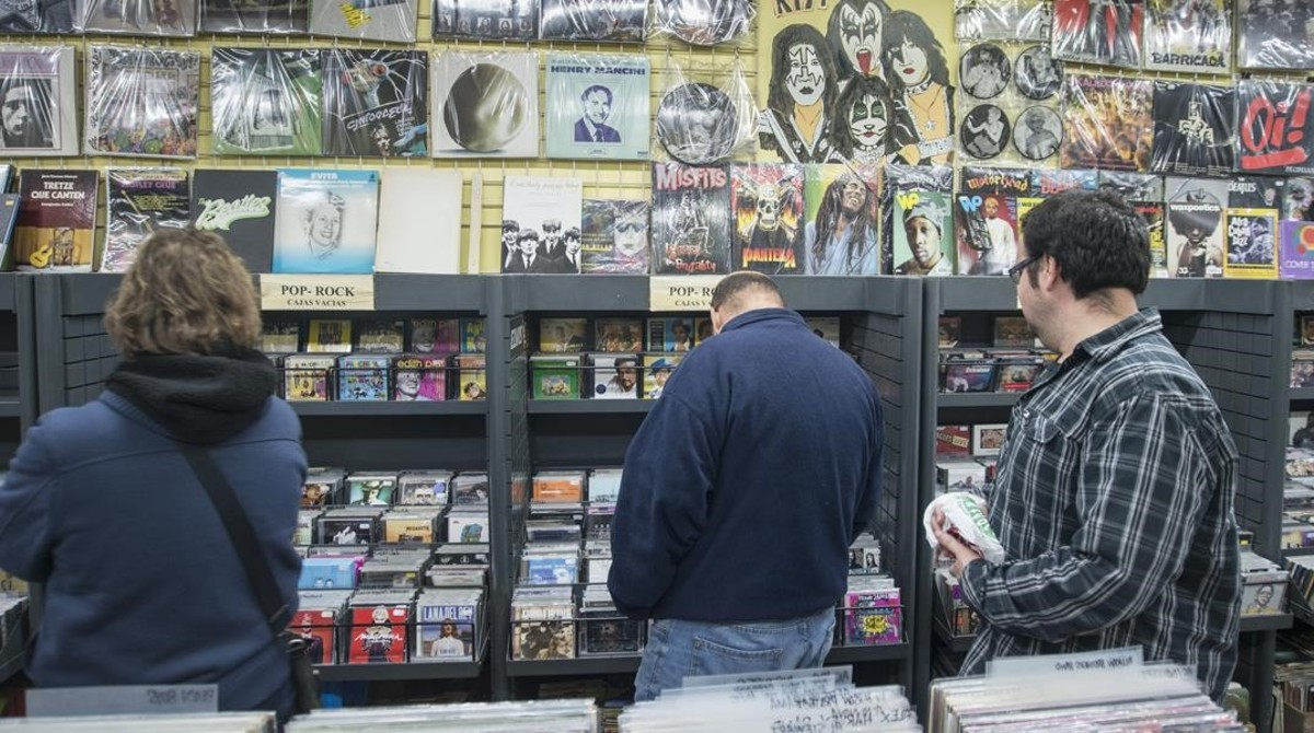 El día de las tiendas de discos independientes