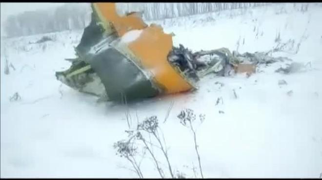 Una avaria afegida al mal temps podrien haver sigut la causa de laccident aeri a Rússia amb 71 morts