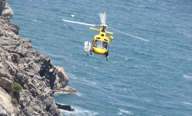 Mor un metge espanyol a l'estavellar-se un helicòpter al nord de Portugal