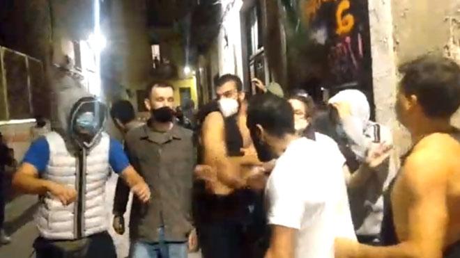 Unos okupas denuncian a activistas provivienda que los desalojaron por la fuerza