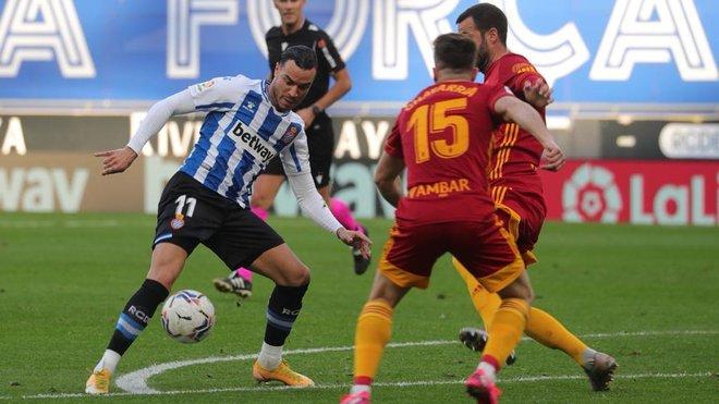 El Espanyol sale del bache