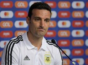 El seleccionador de la Albiceleste admitió que el primer tiempo no fue bueno porque se desesperaron por momentos.
