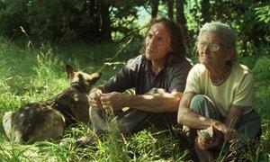 Un fotograma de la película gallega 'O que arde', una de las mejores del año.