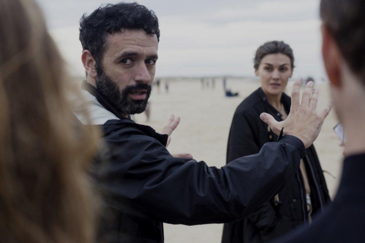 Rodrigo Sorogoyen, durante el rodaje de 'Madre'.