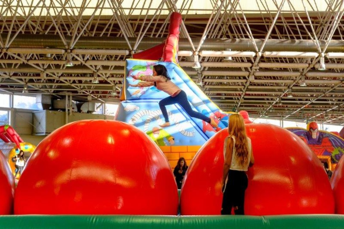 Actividades de la Feria de Navidad de Cornellà