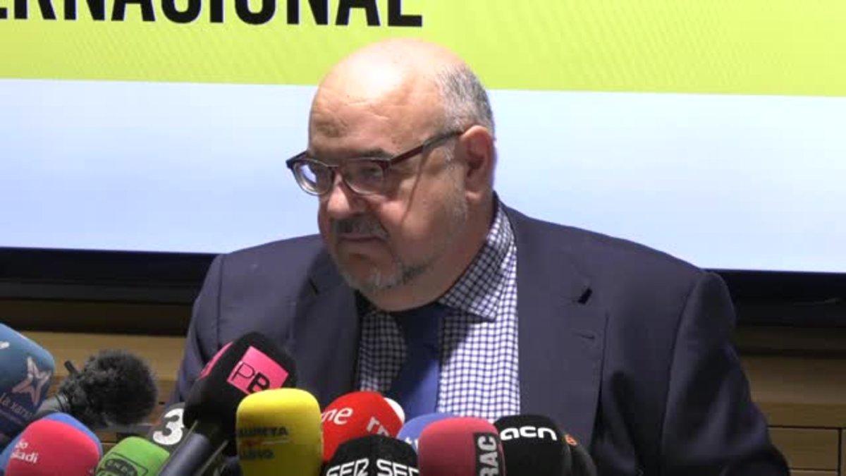 Declaraciones del director de Amnistía Internacional en España, Esteban Beltrán.