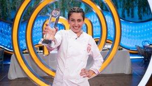 Ana, ganadora de 'Masterchef'.