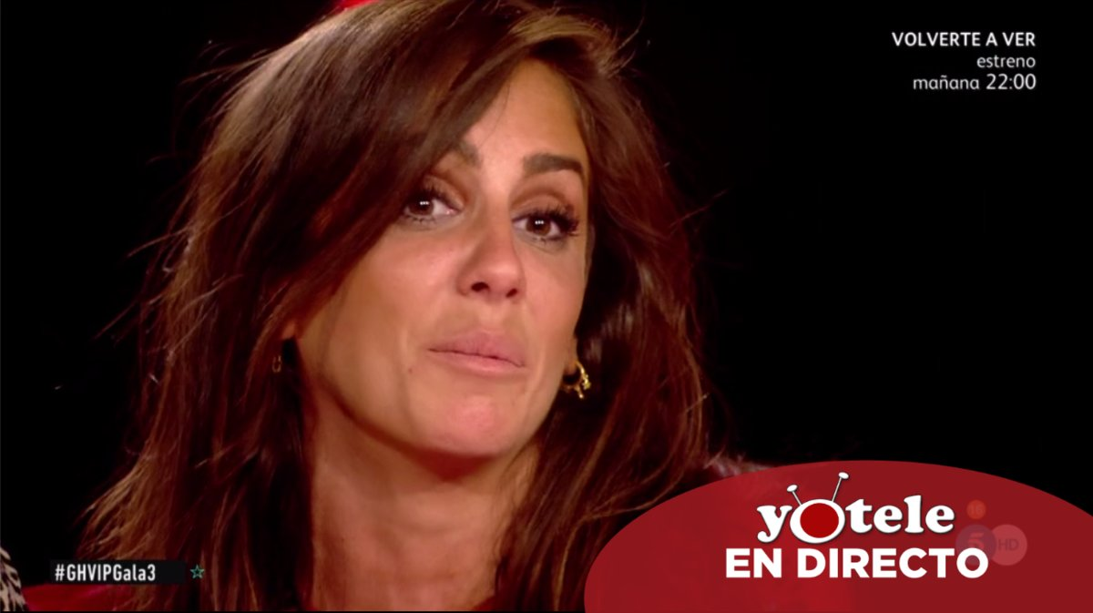 Anabel Pantoja, primera expulsada de 'GH VIP 7'.