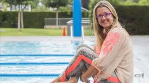 Anna Tarrés, en una entrevista concedida a 'El Periódico'
