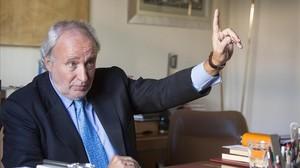 El exdiputado y exconseller de CDC Antoni Fernández Teixidó.
