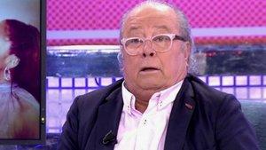 Bertín Osborne va ser agredit per portar un xandall d'Espanya, segons Arévalo