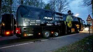 La Fiscalía acusa de intento homicidio al autor del ataque contra el autobús del Dortmund