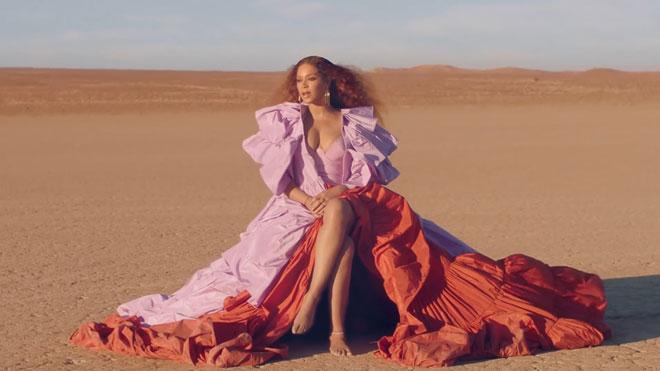 Beyoncé lanza el vídeo de 'Spirit', su canción para 'El Rey León'.