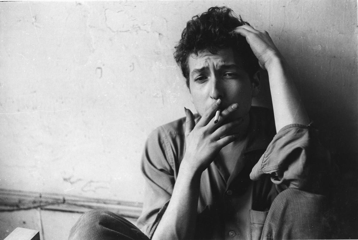 Bob Dylan En 5 Canciones Con Letras En Inglés Y Traducidas