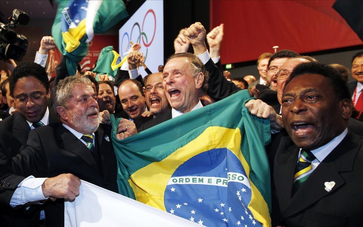 Investigación abierta a Brasil por presunta corrupción en la adjudicación de los Juegos de Rio 2016