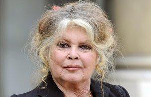 Brigitte Bardot, en septiembre del 2017.
