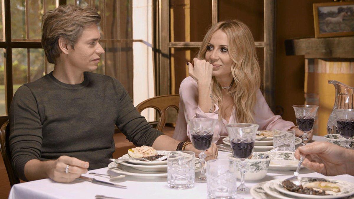 Carlos Baute y Marta Sánchez en 'Mi casa es la tuya' en Telecinco.