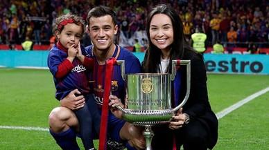 Coutinho podrá jugar la Supercopa como comunitario