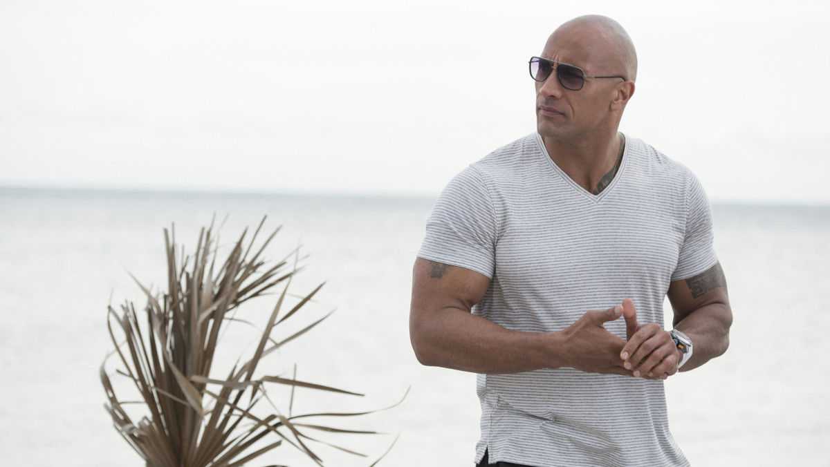 Dwayne 'The Rock' Johnson ('Ballers'). 650.000 dólares por episodio.
