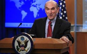 Elliot Abrams, encargado de los asuntos de Venezuela por EEUU.