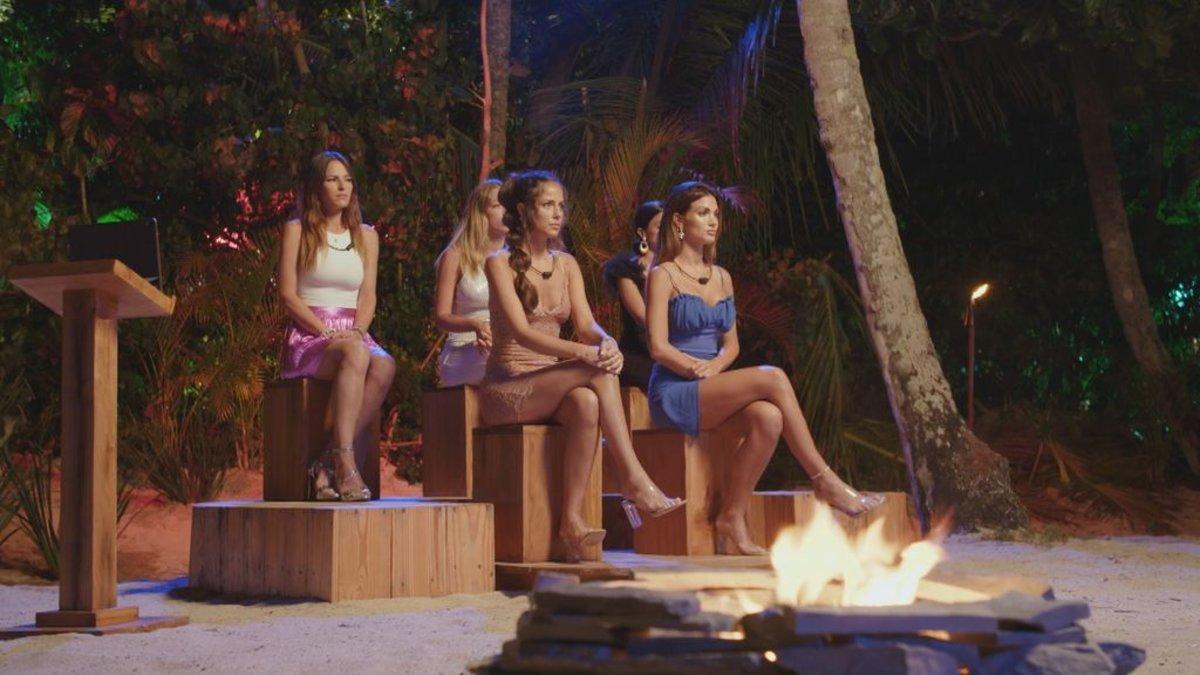 Escena de la gala 2 de 'La isla de las tentaciones 2'.