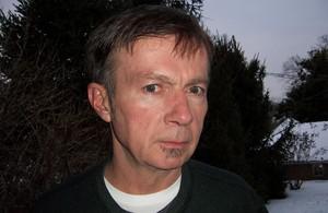 El escritor Donald Ray Pollock, en una imagen de archivo.