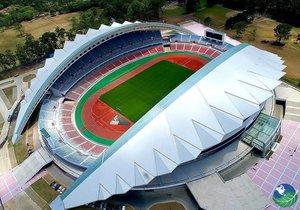 El Estadio Nacional de Costa Rica es el más moderno de Centroamérica.