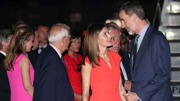 Els Reis inicien una visita a Texas i Louisiana per commemorar els llaços entre Espanya i els EUA