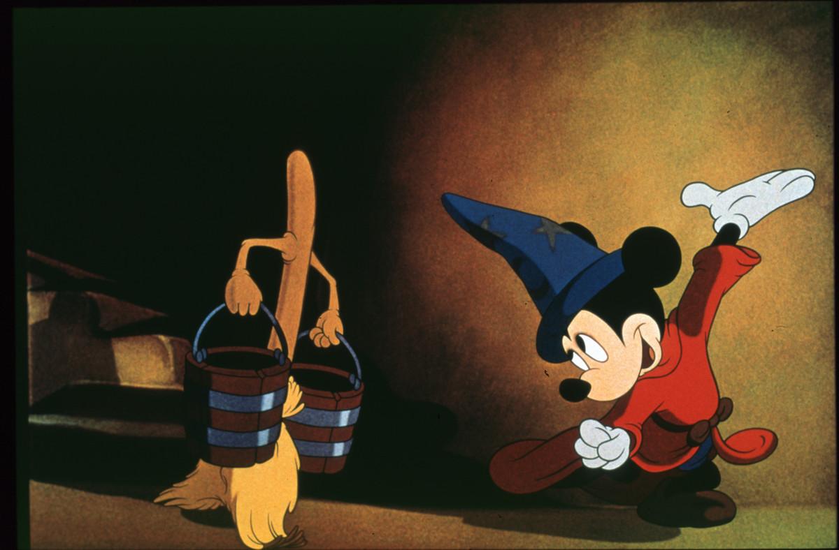Mickey Mouse i l'ànec Donald es troben amb l'OBC