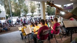 L'Hospitalet de Llobregat exporta el seu model d'educació musical