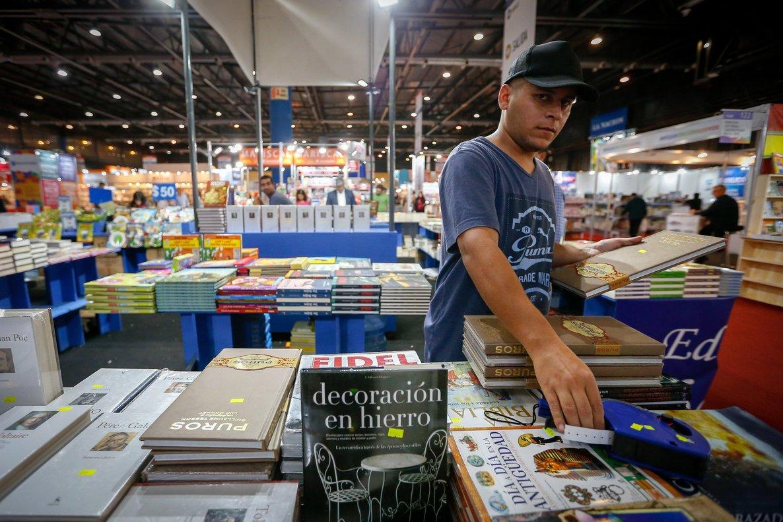 La organización del evento corre un año más a cargo de la Fundación El Libro.