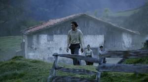 Fotograma de la película vasca Handia.