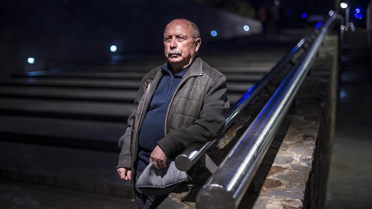 Felipe Moreno, militante anarquista torturado por 'Billy el Niño'.