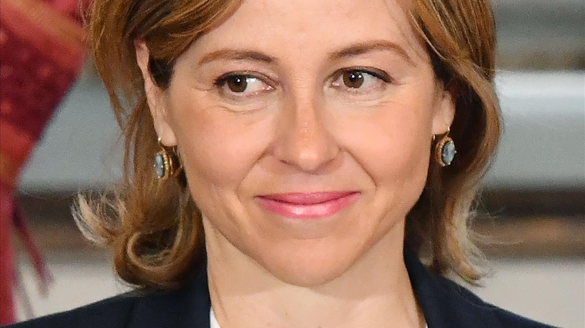 Giulia Grillo.