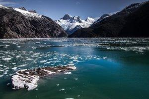 El derretimiento de los glaciares en todo el mundo. EFE