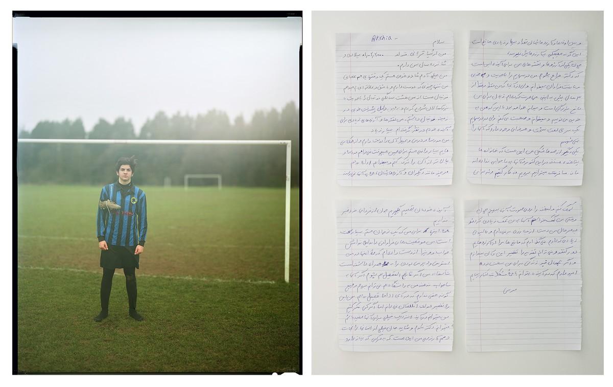 La fotografía ganadora de la primera edición de los FCBarcelona Photo Awards, del escocésCraig Easton.
