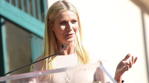 Gwyneth Paltrow, en Los Ángeles, el pasado 8 de diciembre.