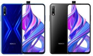 Smartphone Honor modelo 9X.