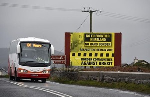 Irlanda del Norte volverá a tener frontera cuando se consolide el 'brexit'.