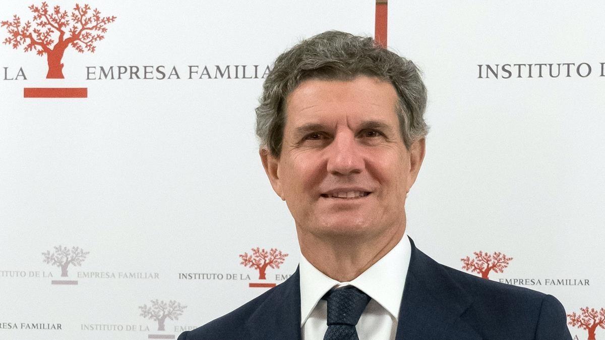 Franciso Riberas, presidente ejecutivo de Gestamp.