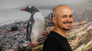 """Rubén Sánchez: """"Voy a narrar la experiencia de ser un turista en la Antártida"""""""