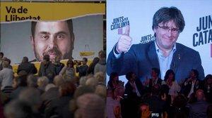 Les batalles del procés es traslladen al Parlament Europeu