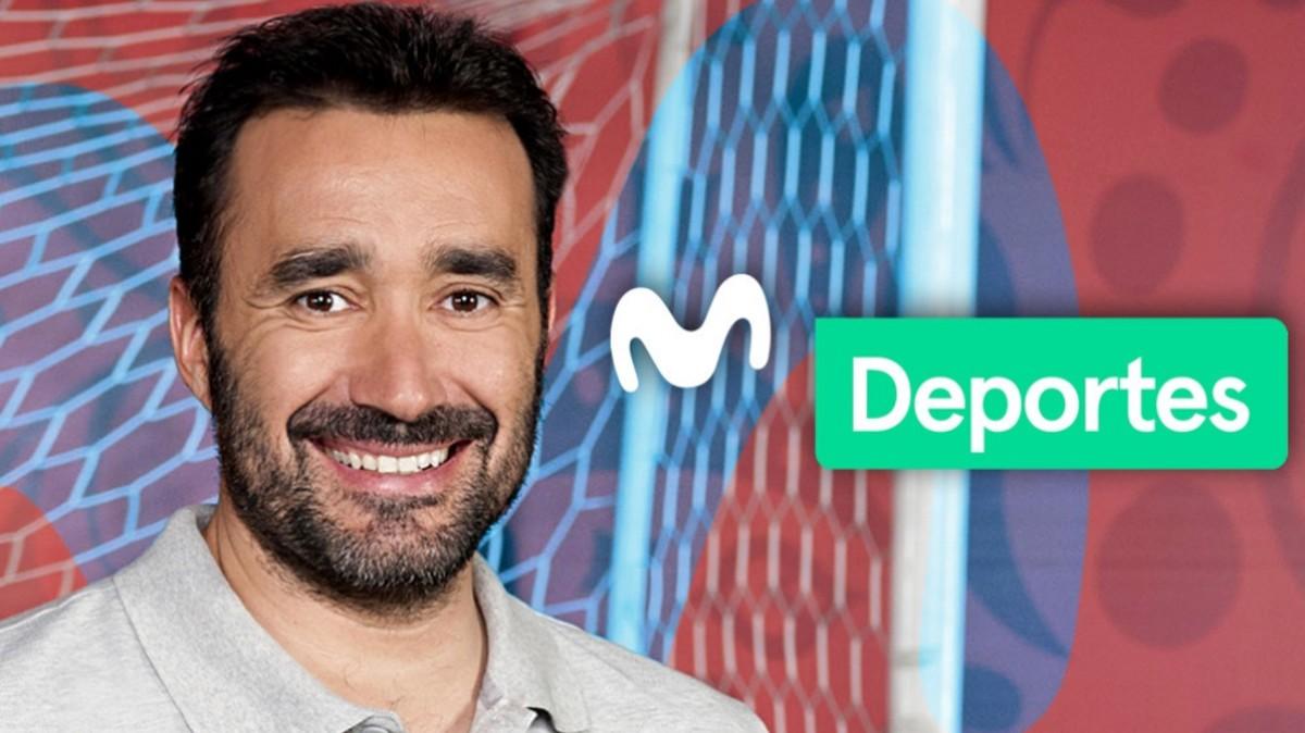 Juanma Castaño ficha por Movistar +