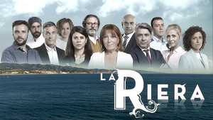 Imagen promocional de la serie de sobremesa de TV-3 'La Riera'.