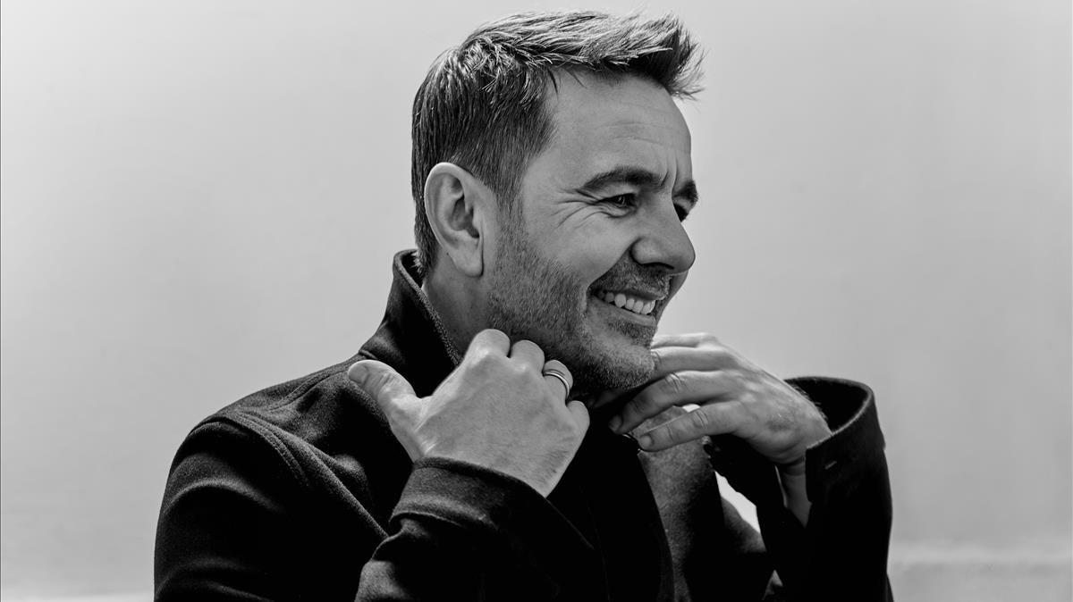Laurent Garnier, en una imagen promocional