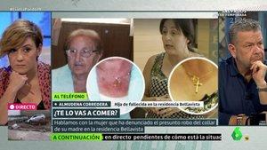 'Liarla Pardo' entrevistó a la afectada.
