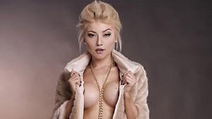 Mary Markova, en la portada de 'Interviú'.