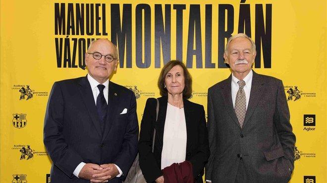 Homenatge culinari de Vázquez Montalbán