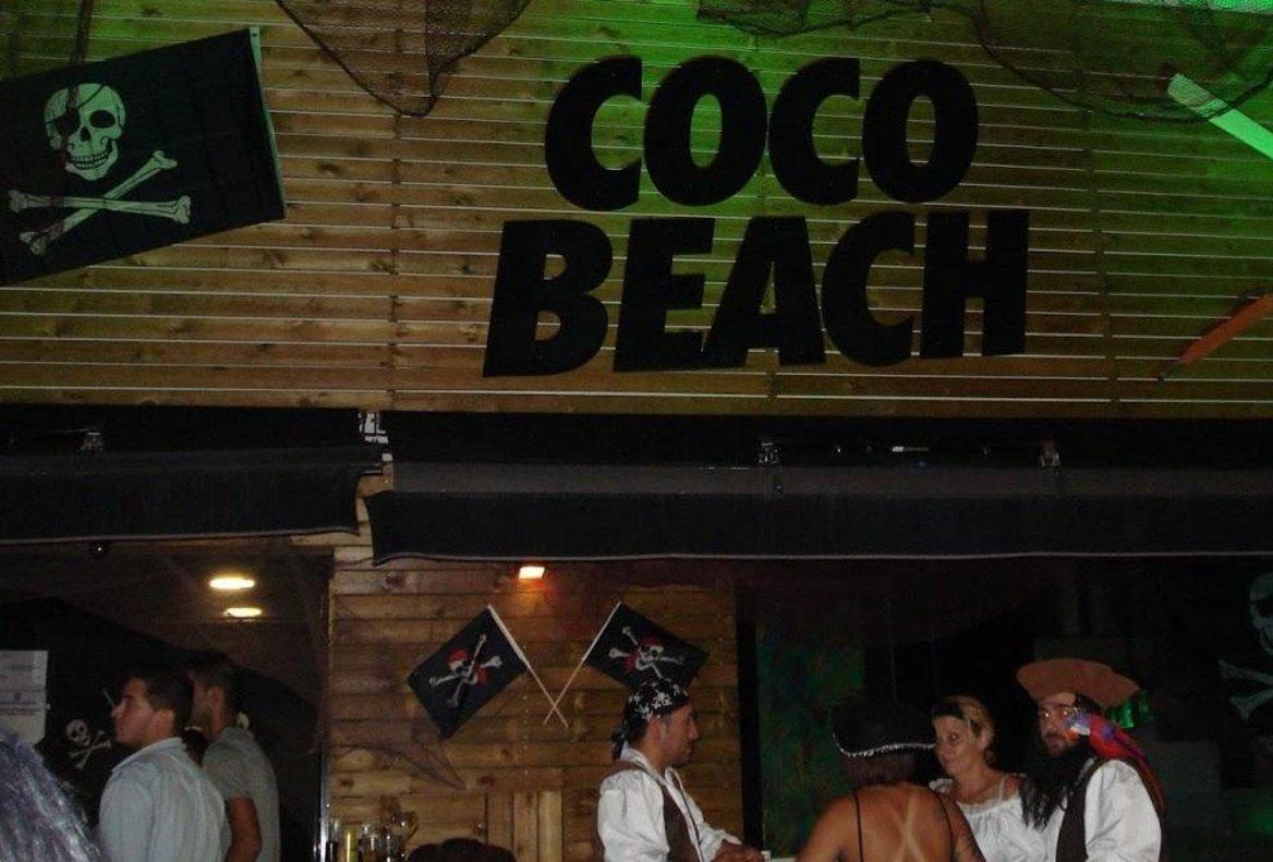 El local de ocio Coco Beach de Calafell.